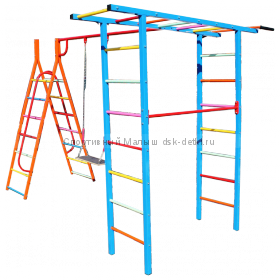 ДСК Дача АП (А и П-образная лестница)